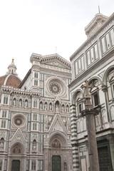 Catedral de Florencia y Baptisterio de San Juan