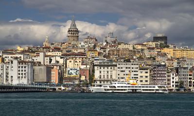 Istanbul  Turkey City View