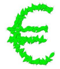 Euro économie verte