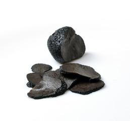 mushroom black truffle