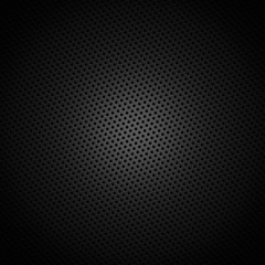 Black circle pattern texture or background