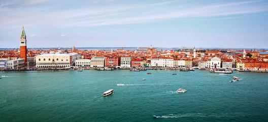 Wall Mural - Panorama of Venice