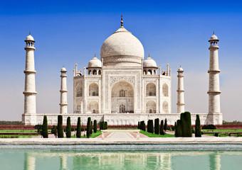 Wall Mural - Taj Mahal, Agra
