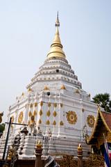 Pagoda in thai temple