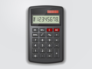 Realistic vector calculator