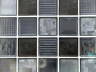 Fenster aus Glasbausteinen