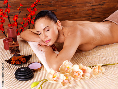 Гибкая Натали порно фото