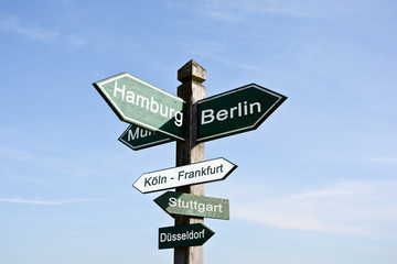 Berlin Hamburg Köln