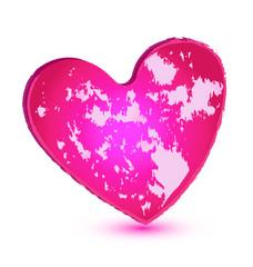 Pinky heart logo