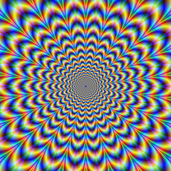 Crinkle Cut Psychedelic Pulse