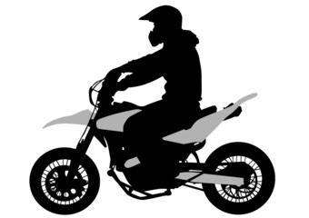 Fotomurales - Of road bike