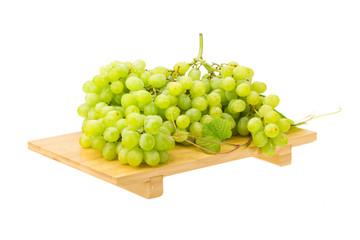 Green bright grape
