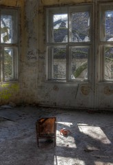 Wall Mural - Verlassenes Kinderkrankenhaus