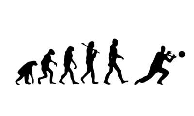 Evolution Goalkeeper