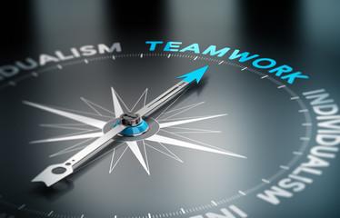 Teamwork vs Indidualism