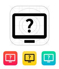 Help and FAQ desktop icon.