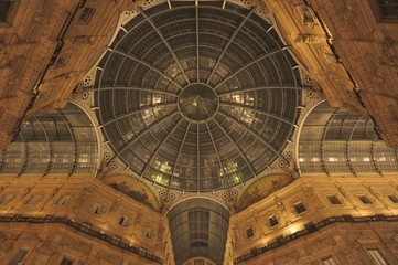 Milano Galleria Vittorio Emanuele