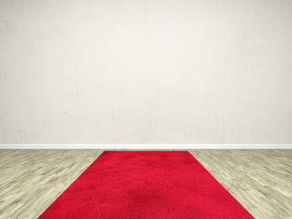 red carpet room