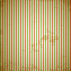 green christmas striped background
