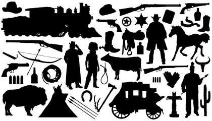 western_silhouettes