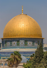 Fototapete - Dome of the rock