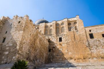Fototapete - Al-Aqsa Mosque