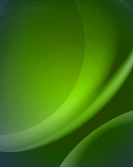 abstract vector green background/blur