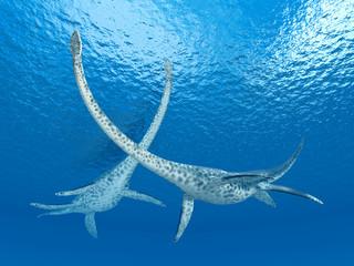 Plesiosaurier Styxosaurus