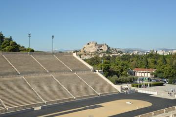 Kallimarmaro Stadium Athens Greece