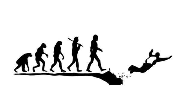 Evolution Base Jumping