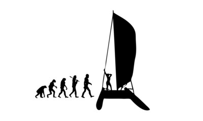 Evolution Catamaran