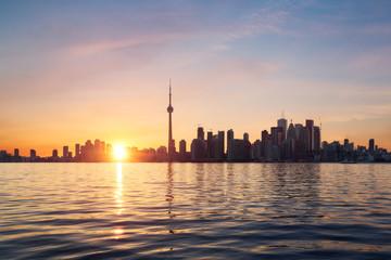 Fotorollo Toronto Toronto skyline, Canada