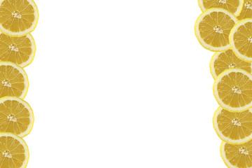 Cornice di Limoni a fette