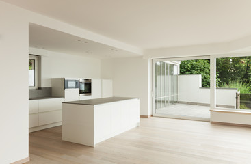 interior modern kitchen