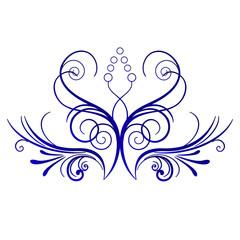 рисунок ветви баннер