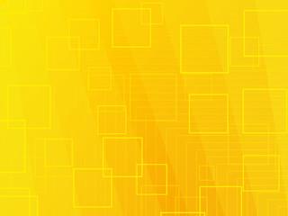 Orange background with squares