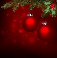 Weihnachtshirsche