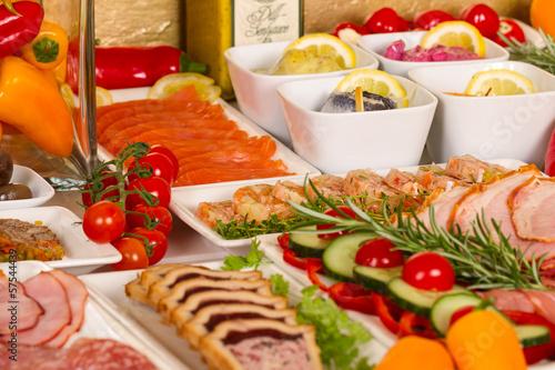 Fototapete Foodstuff 2014 - 01