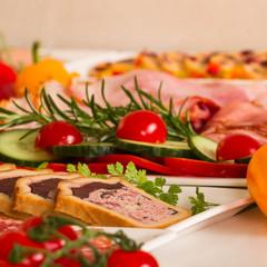Fototapete - Foodstuff 2014 - 01
