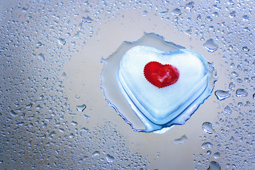 melting icy heart