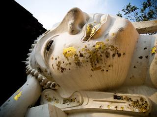 Buddha at Ayutthaya