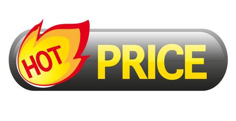 Hot price sign