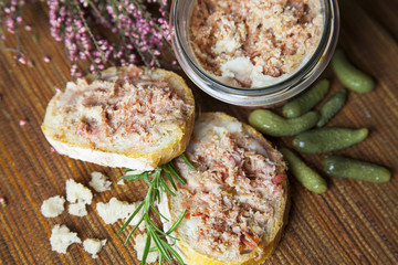 French rillettes 1