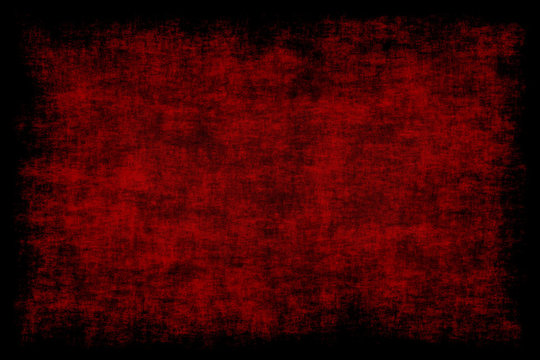 Red messy background