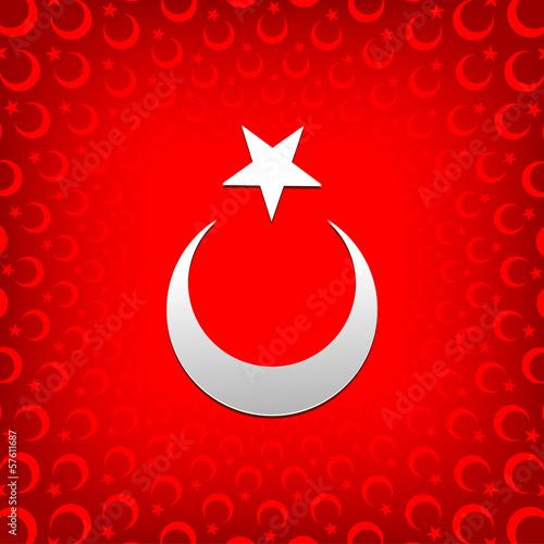 Ay Yıldız Türk Bayrağı Stok Görseller Ve Telifsiz Vektör Dosyaları