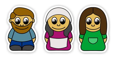 hinterhältige Emoji