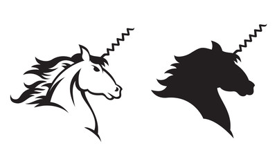 Corkscrew Unicorn