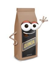 Happy quinoa