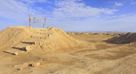 Khettara near Erfoud, Morocco