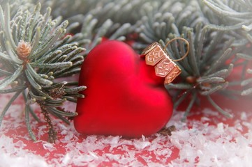 Weihnachtsherzen